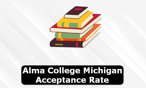Alma College Michigan Acceptance Rate