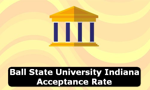 Ball State University Indiana Acceptance Rate