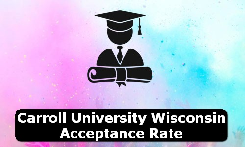 Carroll University Wisconsin Acceptance Rate