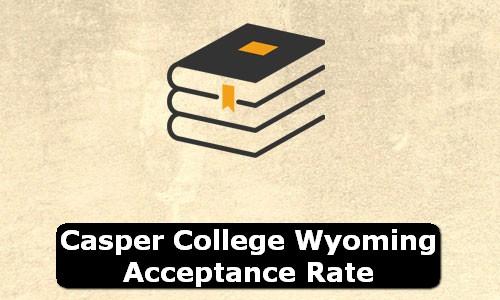 Casper College Wyoming Acceptance Rate