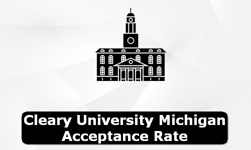 Cleary University Michigan Acceptance Rate