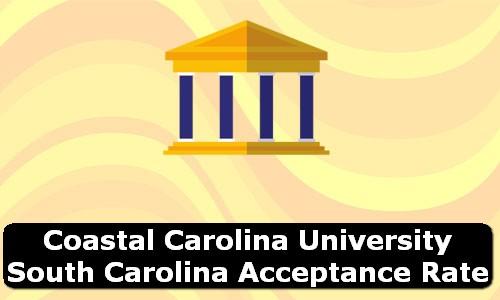 Coastal Carolina University South Carolina Acceptance Rate