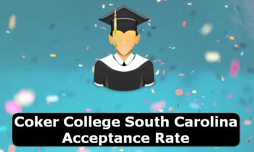 Coker College South Carolina Acceptance Rate