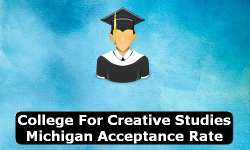 College for Creative Studies Michigan Acceptance Rate