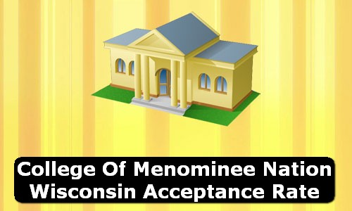 College of Menominee Nation Wisconsin Acceptance Rate