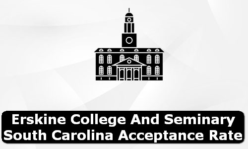 Erskine College and Seminary South Carolina Acceptance Rate