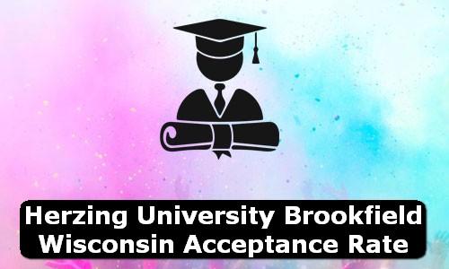 Herzing University Brookfield Wisconsin Acceptance Rate