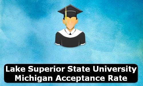 Lake Superior State University Michigan Acceptance Rate