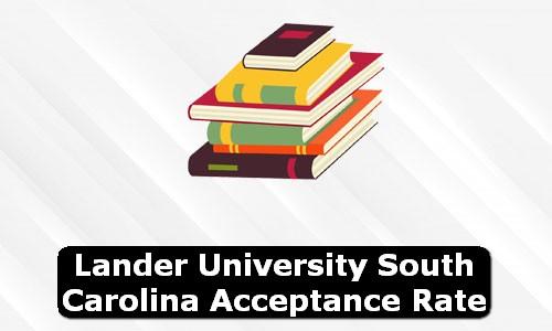 Lander University South Carolina Acceptance Rate