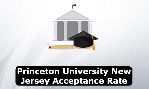Princeton University New Jersey Acceptance Rate