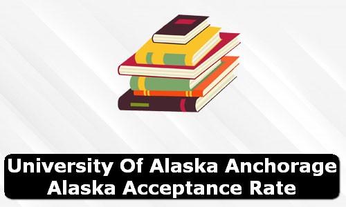 University of Alaska Anchorage Alaska Acceptance Rate