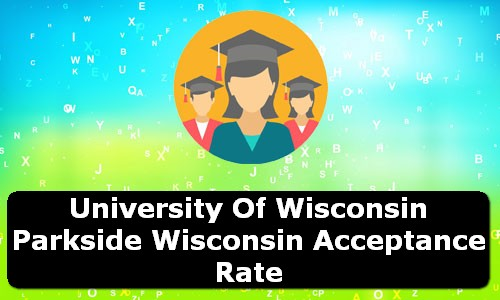 University of Wisconsin Parkside Wisconsin Acceptance Rate