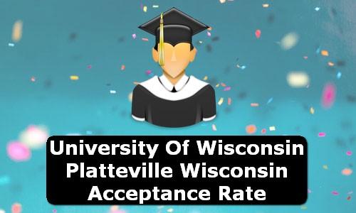 University of Wisconsin Platteville Wisconsin Acceptance Rate