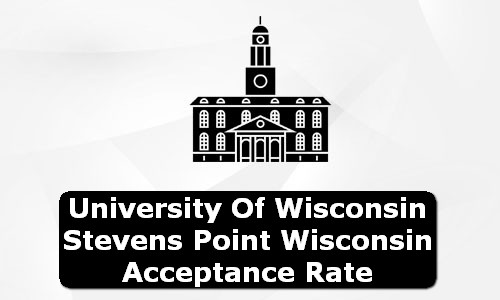 University of Wisconsin Stevens Point Wisconsin Acceptance Rate