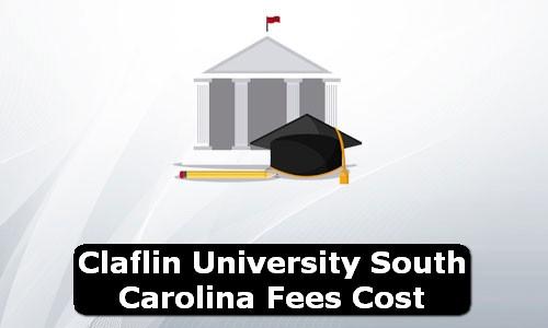 Claflin University South Carolina Fees Cost