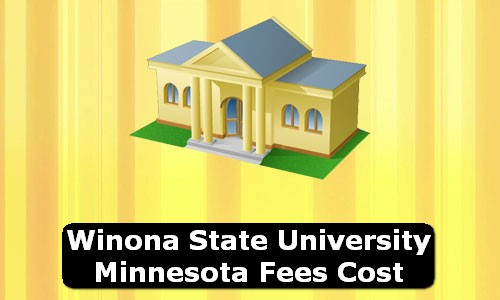 Winona State University Minnesota Fees Cost