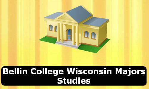 Bellin College Wisconsin Majors Studies