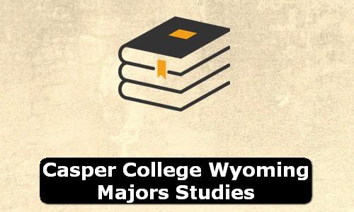 Casper College Wyoming Majors Studies