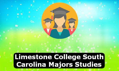 Limestone College South Carolina Majors Studies