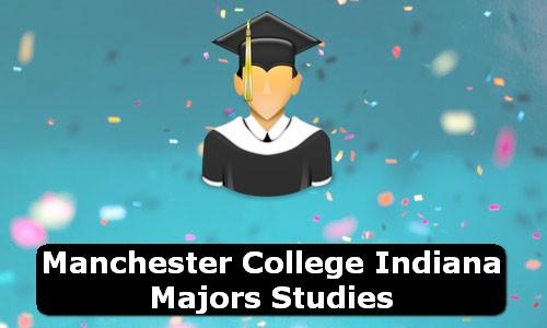 Manchester University Indiana Majors Studies