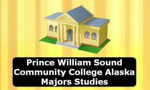 Prince William Sound Community College Alaska Majors Studies