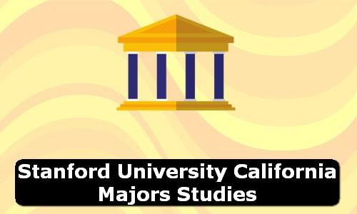 Stanford University California Majors Studies