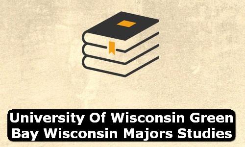 University of Wisconsin Green Bay Wisconsin Majors Studies