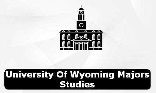 University of Wyoming Wyoming Majors Studies