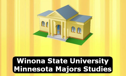 Winona State University Minnesota Majors Studies