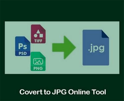 Covert to JPG Online Tool