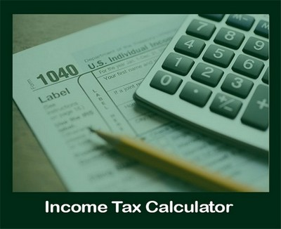 Income Tax Calculator # Tax equation [USA] After Salary Tax