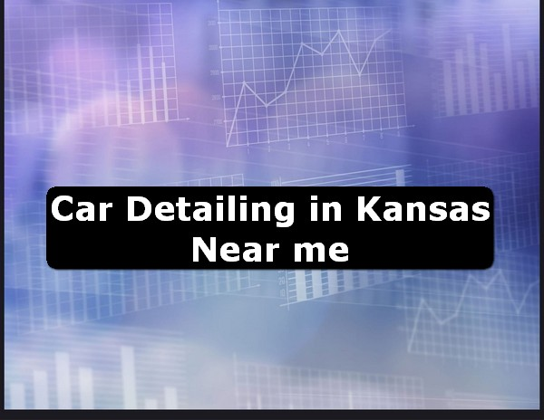 Car Wash Near Me Prices >> Kansas Car Detailing Near Me Prices Cheap Service Wash