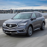 Acura MDX Hybrid 2020 Price Features Compare
