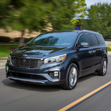 Kia Sedona 2020 Price Features Compare