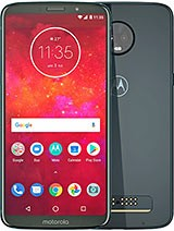 Motorola Moto Z3 Play Dual Sim Price Features Compare