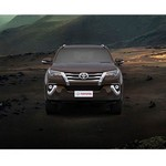 Toyota Fortuner Price in USA