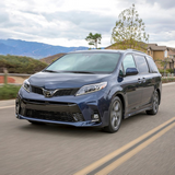 Toyota Sienna 2020 Price Features Compare