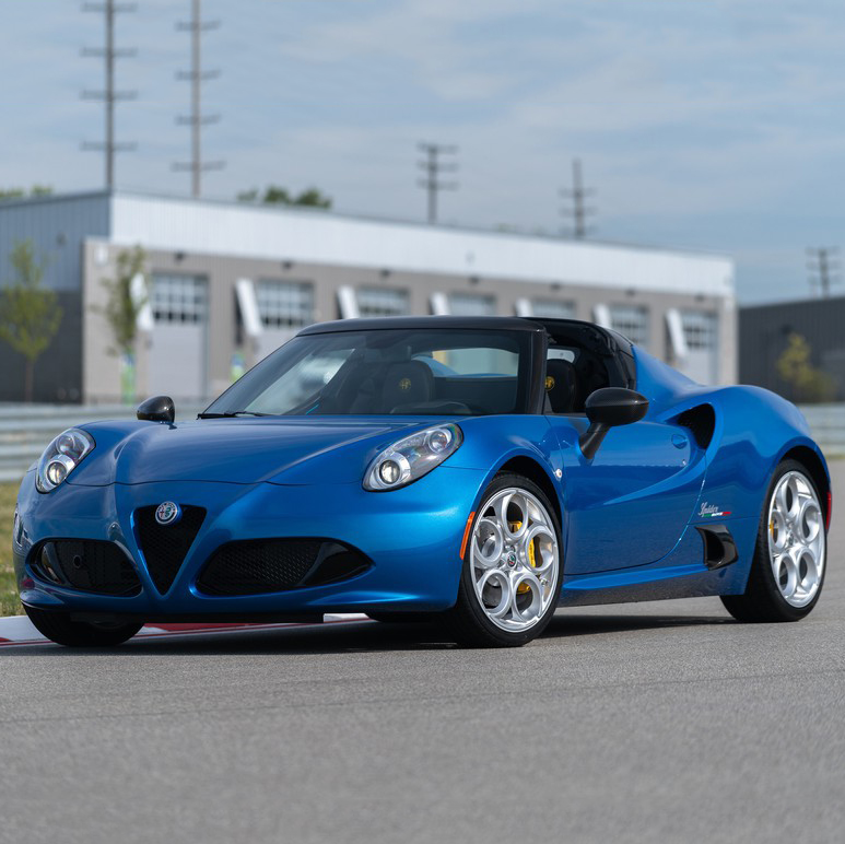 Alfa Romeo 4C 2020 Price Features Compare