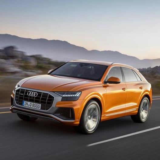 Audi Q8 2020 Price Features Compare