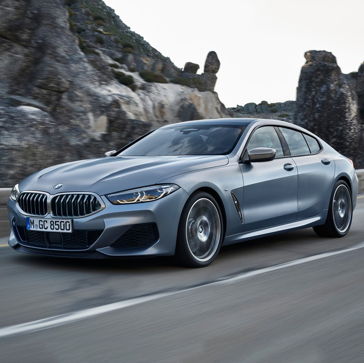 BMW 8-Series 2020 Price Features Compare