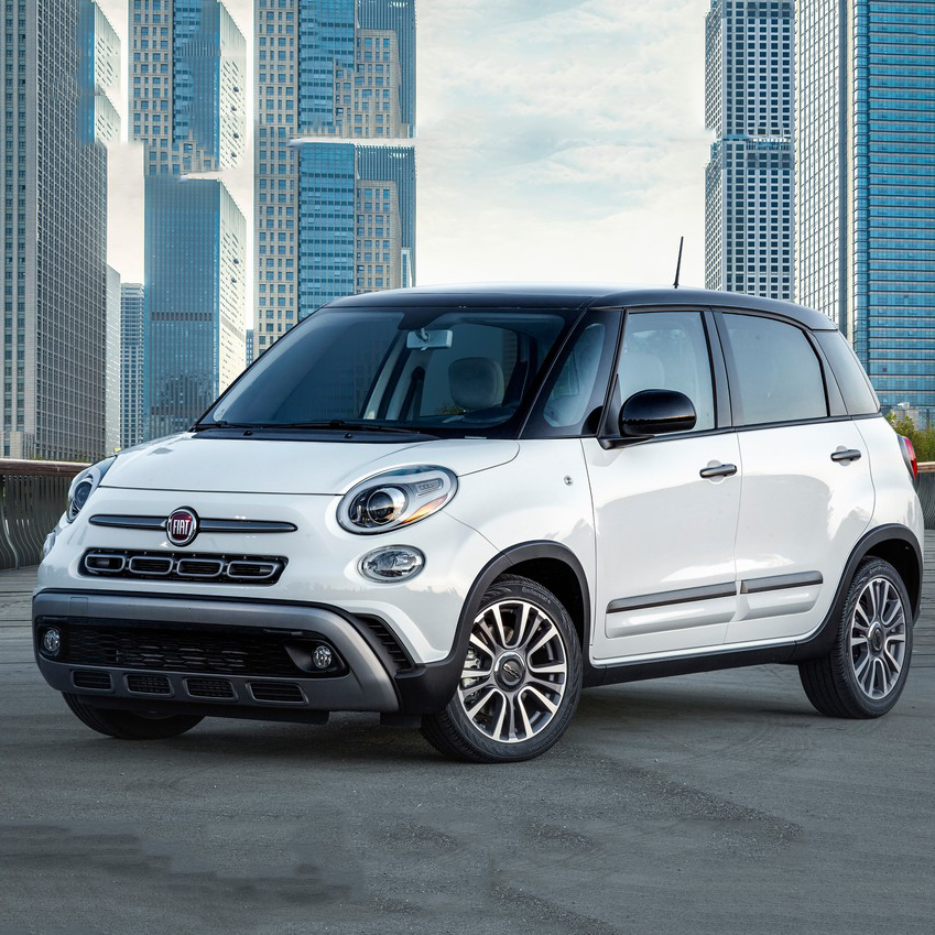 FIAT 500L 2020 Price Features Compare