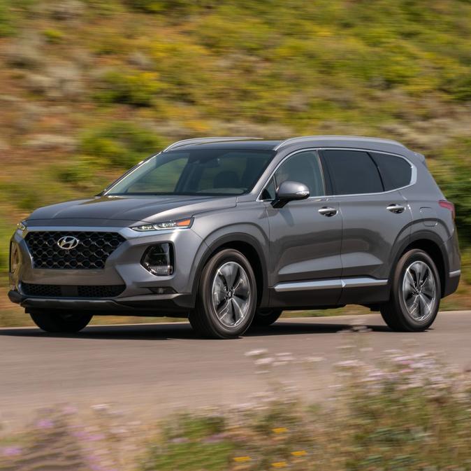 Hyundai Santa Fe 2020 Price Features Compare