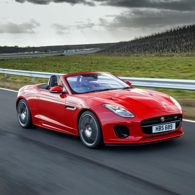 Jaguar F-Type 2020 Price Features Compare