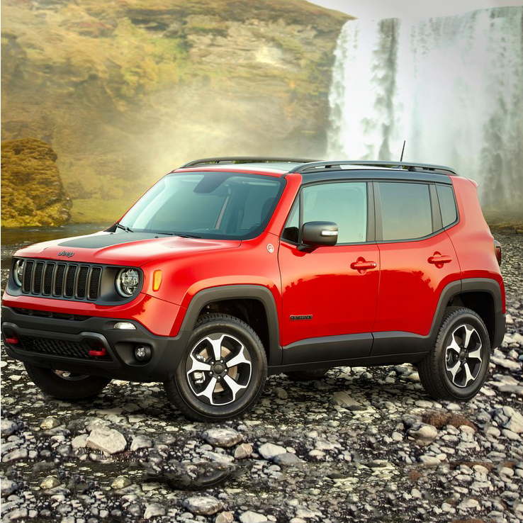 Jeep Renegade 2020 Price Features Compare