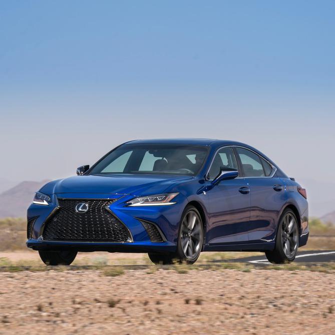 Lexus ES 2020 Price Features Compare