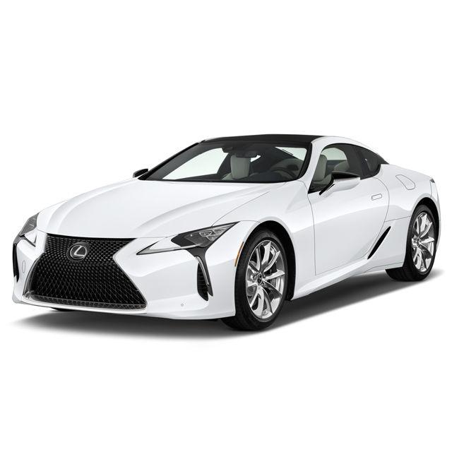 Lexus LC 2020 Price Features Compare