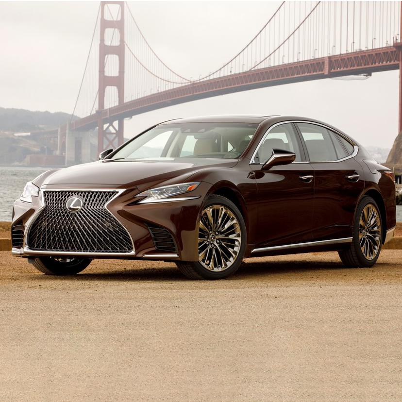 Lexus LS 2020 Price Features Compare