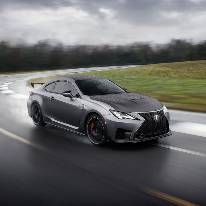 Lexus RC 2020 Price Features Compare