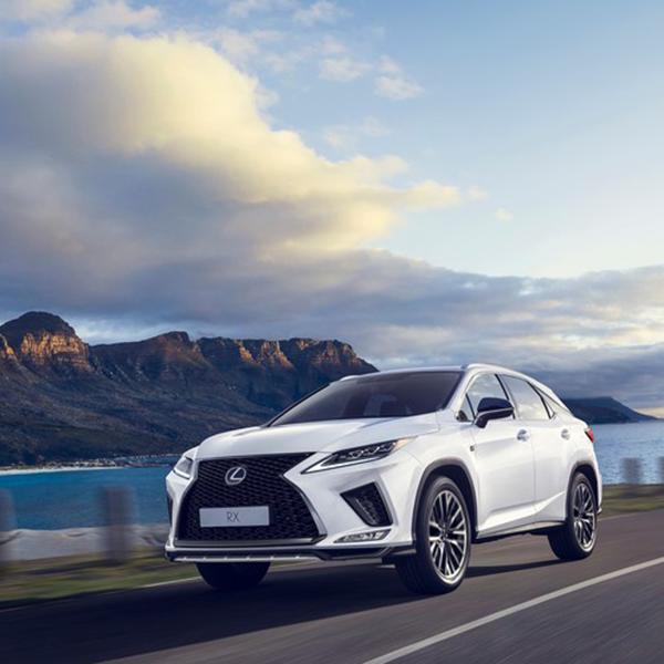 Lexus RX 350 2020 Price Features Compare