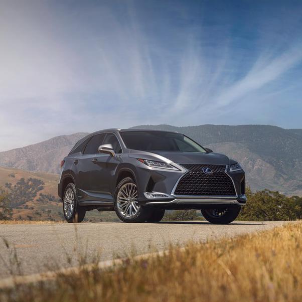 Lexus RX Hybrid 2020 Price Features Compare